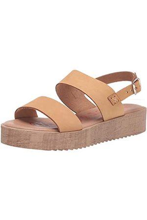 Musse & Cloud Women's Ankle Strap Sandal