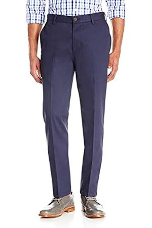 Goodthreads Slim-Fit Wrinkle-Free Dress Chino Pant Unterhose, (Navy)