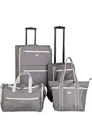 American Flyer Perfektes 4-teiliges Gepäck-Set, 4-Piece Luggage Set
