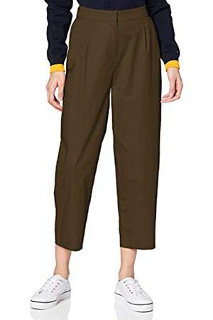 Tommy Hilfiger Tommy Hilfiger Damen Cotton Poplin Tapered Pant Slim Jeans