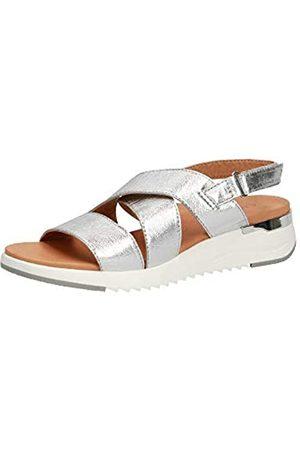 Caprice Damen Sandale 9-9-28702-26 920 G-Weite Größe: 38 EU