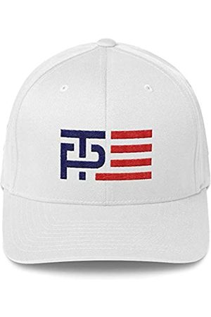 LiberTee Shirts LiberTee Trump Pence 2020 Make America Great Again Flex-Fit Hat für Herren und Damen, Präsident Trump MAGA Cap, Herren