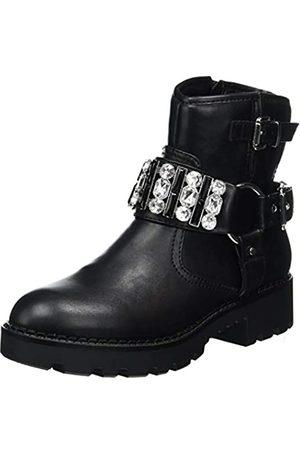 Buffalo Damen Marisol Mode-Stiefel, Black