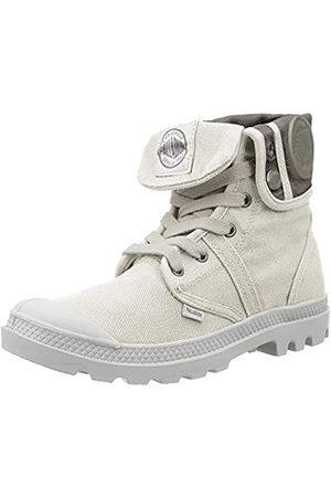 Palladium Damen Us Baggy W F Hohe Sneaker, (Vapor/ Metal)