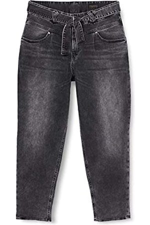 Herrlicher Damen Kabira Denim Black Cashmere Touch Jeans