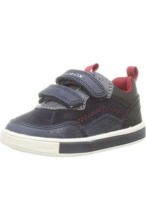 Geox Geox Baby-Jungen B TROTTOLA Boy A Sneaker, (Navy/Black)