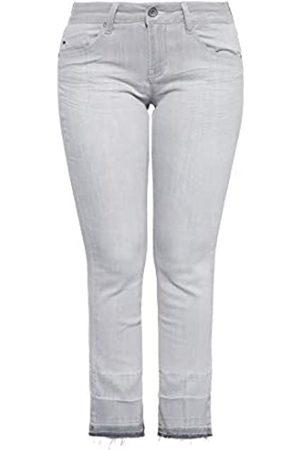ATT ATT Jeans Damen 5 Pocket Jeans | Damenhose | Slim Fit | Wonder Stretch | Offene Saumkanten Brenda
