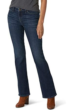 Lee Lee Damen Petite Regular Fit Bootcut Jeans