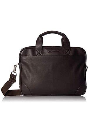 """Ben Sherman Unisex-Erwachsene Karino Leather 15"""" Business Case Laptop-Tasche"""