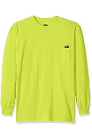 Dickies Dickies Herren Long Sleeve Heavyweight Neon Crew Neck Tee T-Shirt