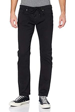 7 for all Mankind Men's Ronnie J Casual Pants, Black