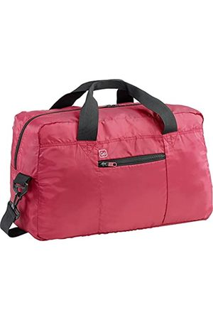 Design go Unisex-Erwachsene Travel Bag Xtra Red Reisebeutel