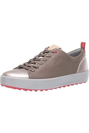 Ecco ECCO Damen Soft Hydromax Golfschuh, (Warm Grey M)