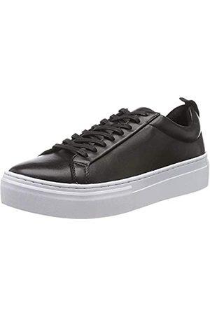 Vagabond Damen Zoe Platform Sneaker, (Black 20)