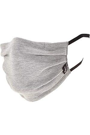 Trigema Unisex Behelfs- Mund- und Nasenmaske (wiederverwendbar) mit Gummiband im 3er-Pack 620003 Maske