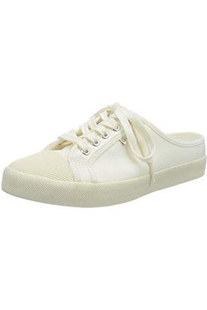 Gola Damen Coaster Mule Sneaker, Off White/Off White