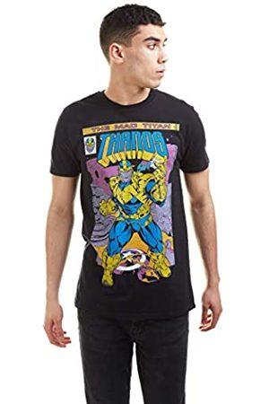 Marvel Marvel Herren Thanos Snap T-Shirt