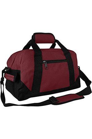 DALIX DALIX Reisetasche, klein, 35,6 cm, zweifarbig