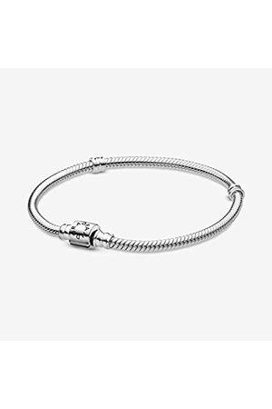 PANDORA Pandora Schlangen-Gliederarmband mit Zylinder-Verschluss
