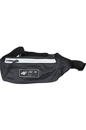 4F 4F Sports Bag H4L20-AKB001-20S; Unisex Sachet; H4L20-AKB001-20S; Black; One Size EU (UK)
