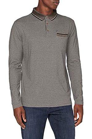Daniel Hechter Daniel Hechter Herren Polo Jersey Langarm Shirt Polohemd