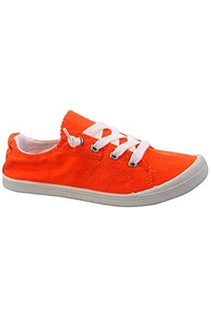 Generic FZ-Comfort-01 Women's Cute Comfort Slip On Flat Heel Round Toe Sneaker Shoes