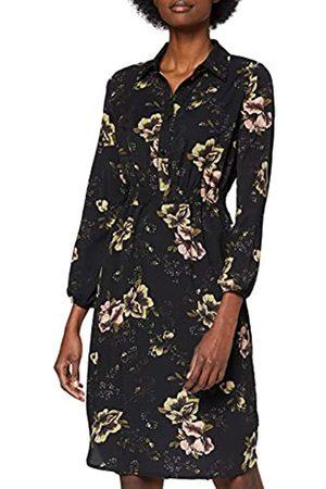 Lee Cooper Damen Blumenprint Lässiges Kleid