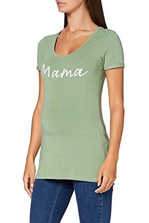 Mama Licious Damen MLLUCCA S/S Jersey TOP A. T-Shirt