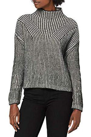 Sisley Sisley Women's Turtle Neck SW. L/S Sweater