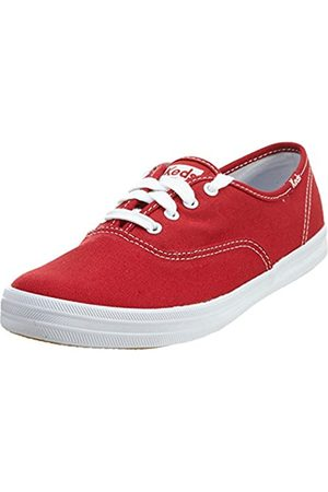 Keds Champion Core Text Sneakers, (Red)
