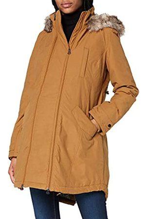 Noppies Damen Jacket 2-Way Malin Jacke, Bronze Brown-P617