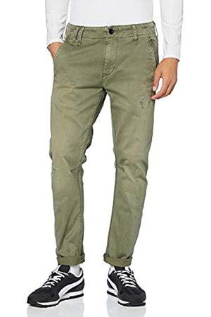 G-Star Herren Dress Pants Vetar slim chino, Dark Shamrock RestoRot