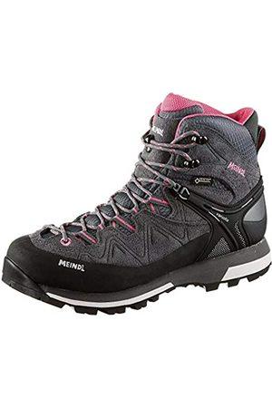 Meindl Unisex-Adult Wanderschuhe Trekkingstfl in Anthrazit/Rose Tonale Lady GTX, Größe 4.5 Shoes
