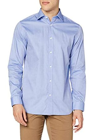 SELECTED Herren SHDTWOPEN-Fun Shirt LS NOOS Businesshemd