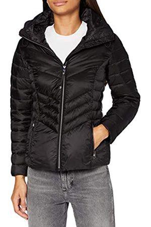 Garcia Women's GJ000902 Quilted Jacket, Black