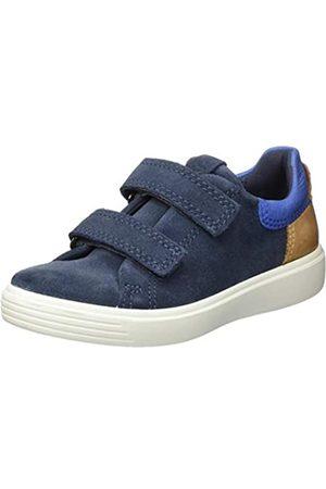 Ecco ECCO S7 Teen SuedeKids Sneaker, Blau (Ombre)