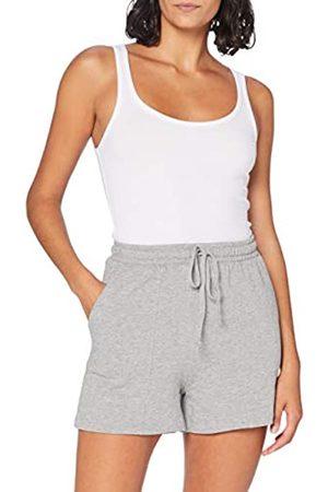 Vero Moda Vero Moda Damen VMHAYLI HW Sweat JRS GA Shorts, Grau (light gray Melange)