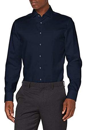 Seidensticker Herren Business Hemd - Bügelfreies
