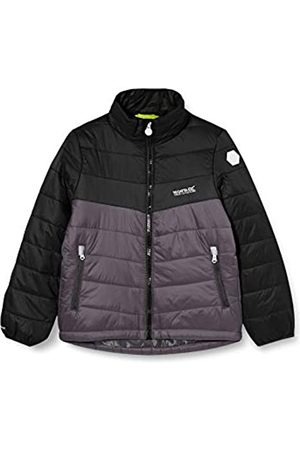 Regatta Regatta Unisex Kinder Junior Freezeway Ii Lightweight Holographic Metallic with Durable Water Repellent Finish and Insulation Jacke