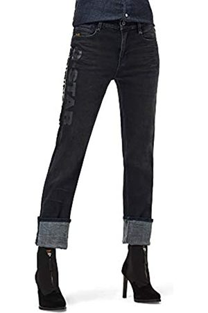G-Star G-STAR RAW Womens Noxer High Waist Straight Jeans