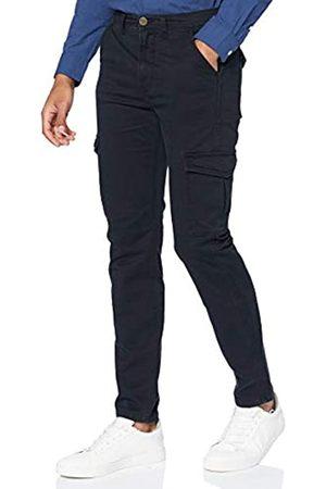 Lee Mens Tapered Cargo Pants, Black