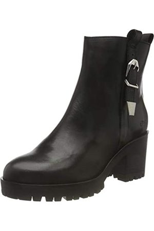Buffalo Damen MADDIE Mode-Stiefel, BLACK