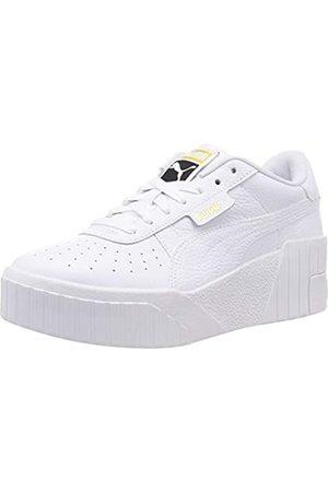 PUMA Damen CALI Wedge WN S Sneaker, White White