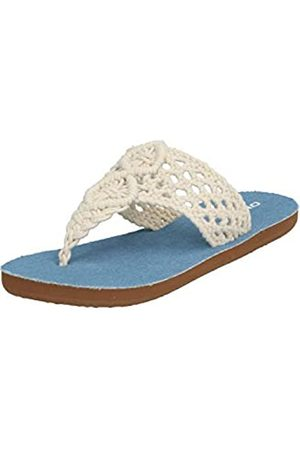 O'Neill O'Neill Damen Fw Crochet Sandalen Zehentrenner, Mehrfarbig (Blue AOP 5900)