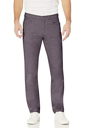 Goodthreads Amazon-Marke: Slim-fit 5-pocket Chino Pant Unterhose, ((grey)