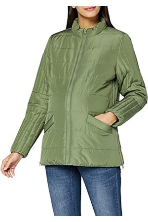 Mama Licious Damen MLQUEENIE Zippy Side 2 IN 1 Jacket Jacke
