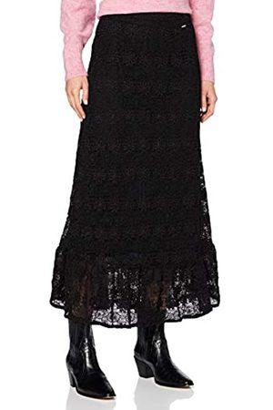 Superdry Superdry Damen Morgan LACE Maxi Skirt Rock