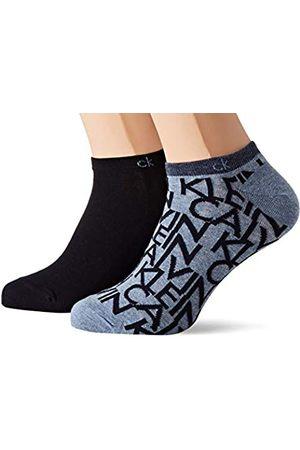Calvin Klein Socks Mens Liner 2p Deangelo Socks