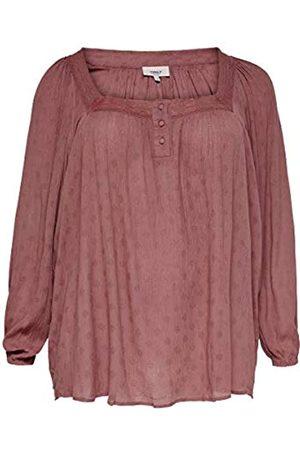 Carmakoma Womens CARLILIES LS Square Neck Shirt Blouse