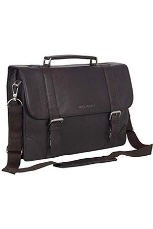 """Ben Sherman Unisex-Erwachsene Karino Leather 15"""" Portfolio Laptop-Tasche"""